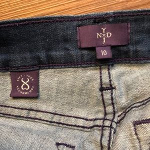 NYDJ Jeans - NYDJ cropped jeans. Size 10. Make me an offer!
